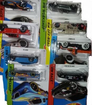 Hot Wheels Hw Mix Assortment Set Of All Cars