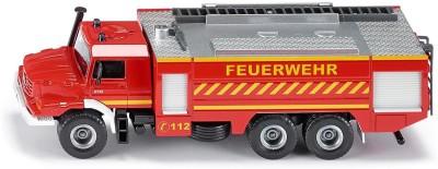 SIKU MERCEDES ZETROS FIRE ENGINE 2109 DIE-CAST