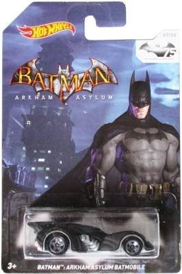 Hot Wheels 75 Years of Batman - Arkham Asylum Batmobile