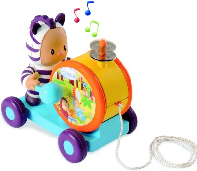 Smoby Cotoons Punky Train