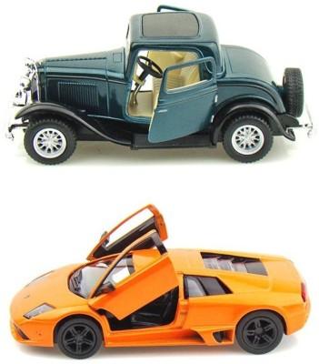 i-gadgets Kinsmart Ford 1932 Gr Coupe And Lamborghini Murcielago Org