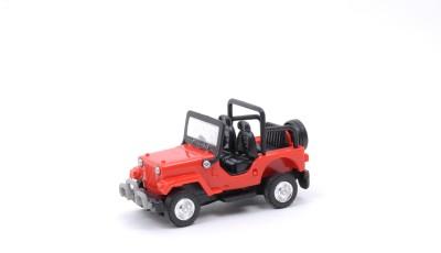 Centy Mahindra Classic Jeep