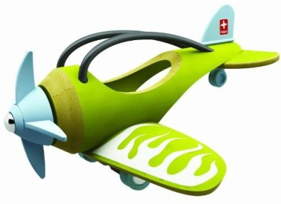 Hape International Bamboo Eplane