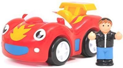 WoW Fireball Frankie Racing Cars (2 Piece Set)