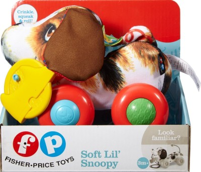 Mattel Soft Lil Snoopy