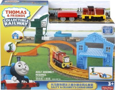 Thomas & Friends Salty & Cranky's Cargo Drop