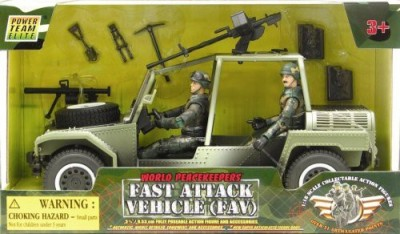 Peterkin World Peacekeepers Fast Attack Set