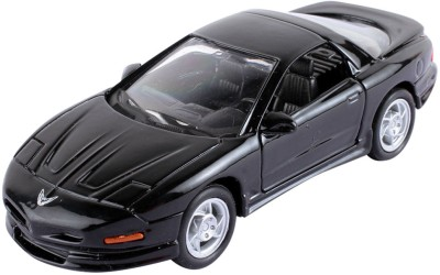 Welly Pontiac 95 Firebird Pull Back Die Cast Car - 4.75 inch