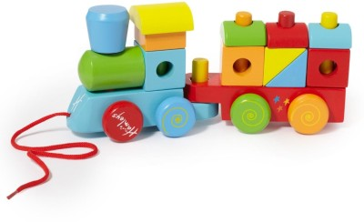 Hamleys Shape Sorting Stacking Train