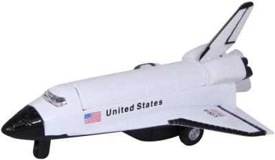 Baby Steps Die-Cast Metal Space Shuttle