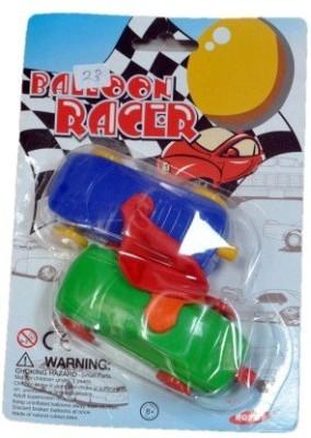 KB's Balloon Racer car