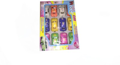 Rahul Toys mini happy car in pack of 12