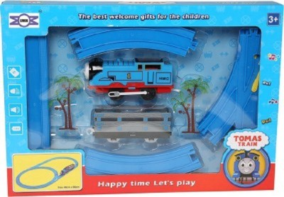 Light Gear Tomas Train Set With Sound and Track Change