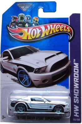 Hot Wheels HW Showroom 155/250 ,10 Ford Shelby GT500 Supersnake