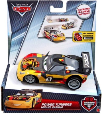 Mattel Disney Pixar Cars Power Tuners Miguel Camino Vehicle