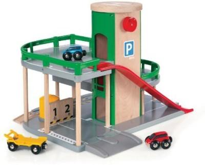 Brio Parking Garage