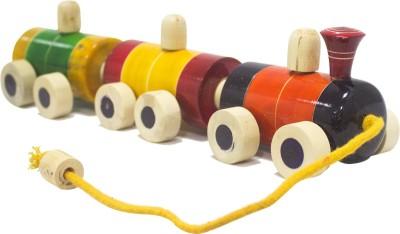 Rainbow Gate Thread Pulling Train Set