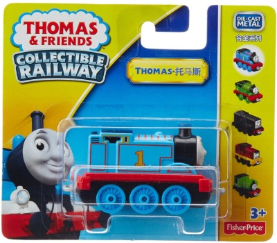 fisher price THOMAS AND FRIENDS COLLECTIBLE RAILWAY THOMAS