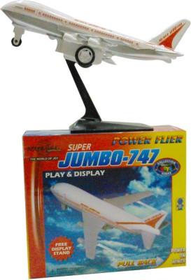 Speedage Jumbo 747 P. B with stand