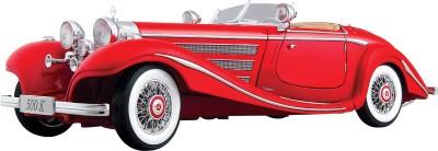 Maisto 1936 Mercedes Benz 500K Typ Roadster