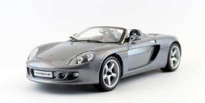 Maisto 1:18 Porsche Carrera GT Diecast Model Car