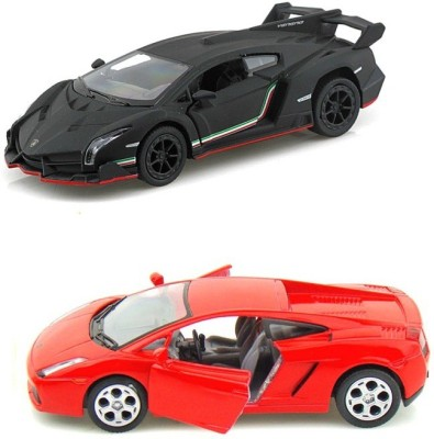 Kinsmart Lamborghini Veneno and Gallardo Mini Model