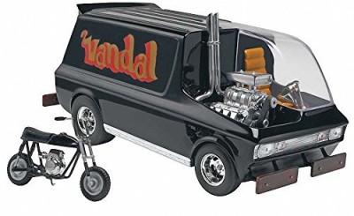 Monogram 1/24 Vandal Plastic Model Kit