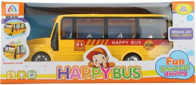Parv Collections Happy Bus