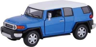 Baby Steps Kinsmart Die-Cast Metal Toyota Fj Cruiser
