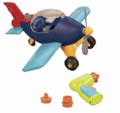 Battat build a majik aeroplane