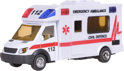 Starmark New Ambulance