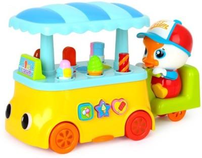Mamaboo Huile Colorful Ice-cream Cart
