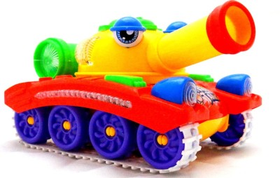 Zolu Crazy Tank
