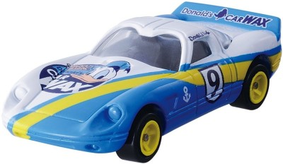 Tomica Disney Motors Dm-17 Speedway Racing Star Donald Duck (Japan Import)