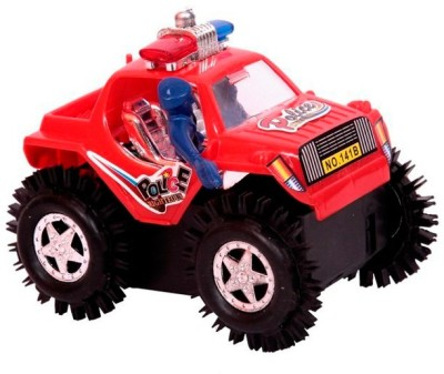 Deep Tumbling Car Battery Operated(Red)