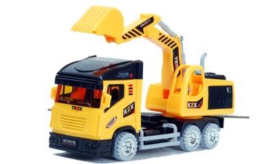 Montez Super Power Friction Construction Truck 2