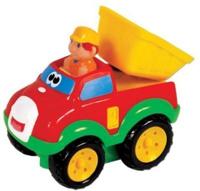Small World Toys Preschool - Press ,N, Go Dump Truck