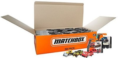 Matchbox Diecast 50 Car Pack (164 Scale)