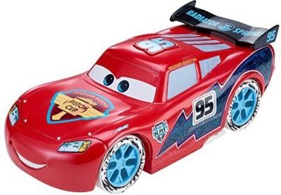 Mattel disney/pixar cars Ice Racers Large Lightning Mcqueen