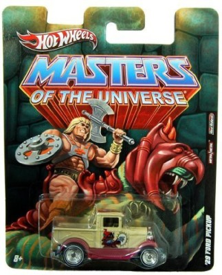 Hot Wheels Masters Of The Universe Car: ,29 Ford Pickup