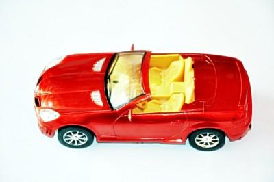 Ruppiee Shoppiee Speed Racing Car Red