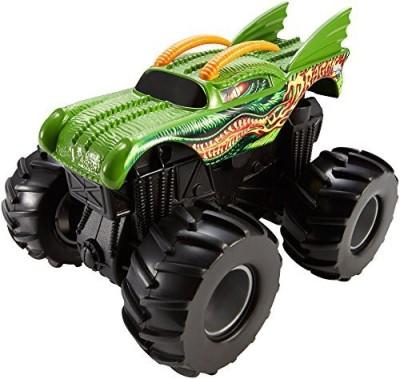 Hot Wheels Monster Jam Rev Tredz Dragon