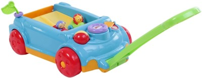 Fisher-Price Rock and Roll Wagon - New