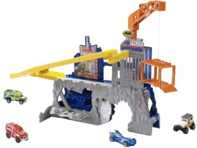 Matchbox Cliff Hanger Batman Playset
