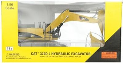 Norscot Cat 374D L Hydraulic Excavator150 Scale
