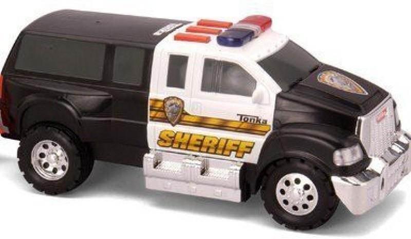 Funrise Tonka Rescue Force Sheriff Suv Light And Sound(Black)