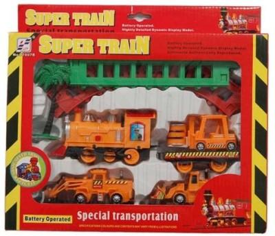 Turban Toys Super Train Set