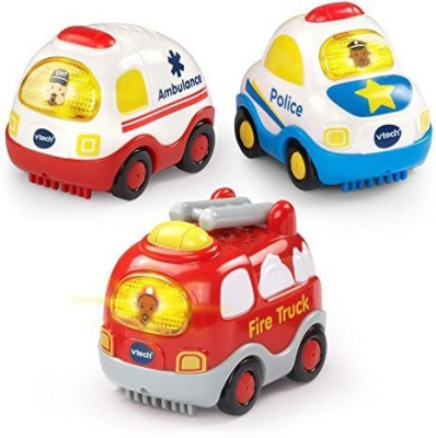 VTech Go Go Smart Wheels Emergency3Pack