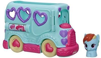 Playskool My Little Pony Rainbow Dash Friendship Bus