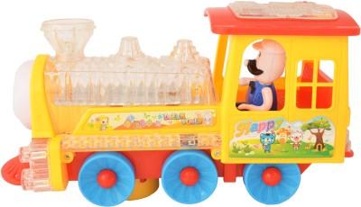 Just Toyz Funny Locomotive